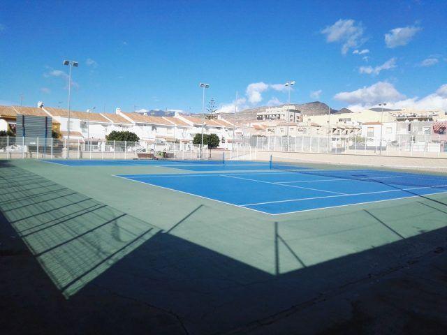 Club de tenis aguadulce/historia