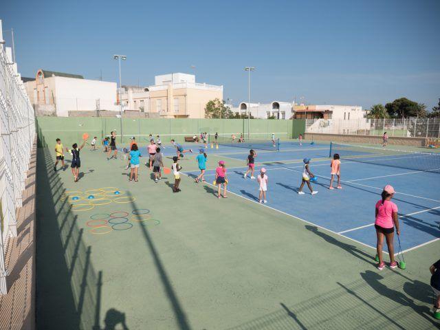 Club de Tenis Aguadulce-IMD Pueblo Blanco