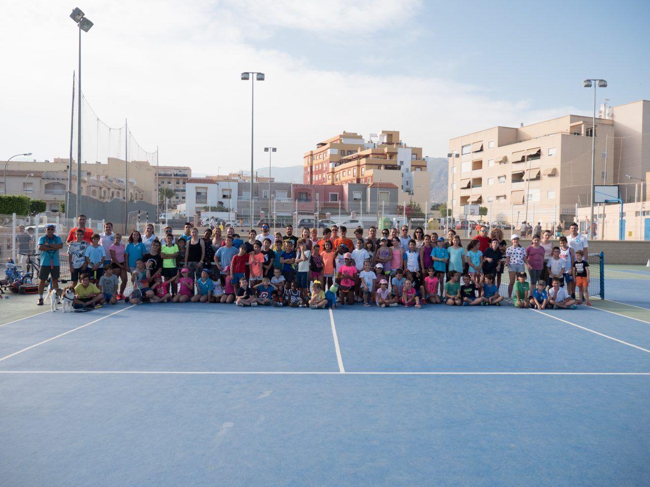 Club de Tenis Aguadulce/Escuela
