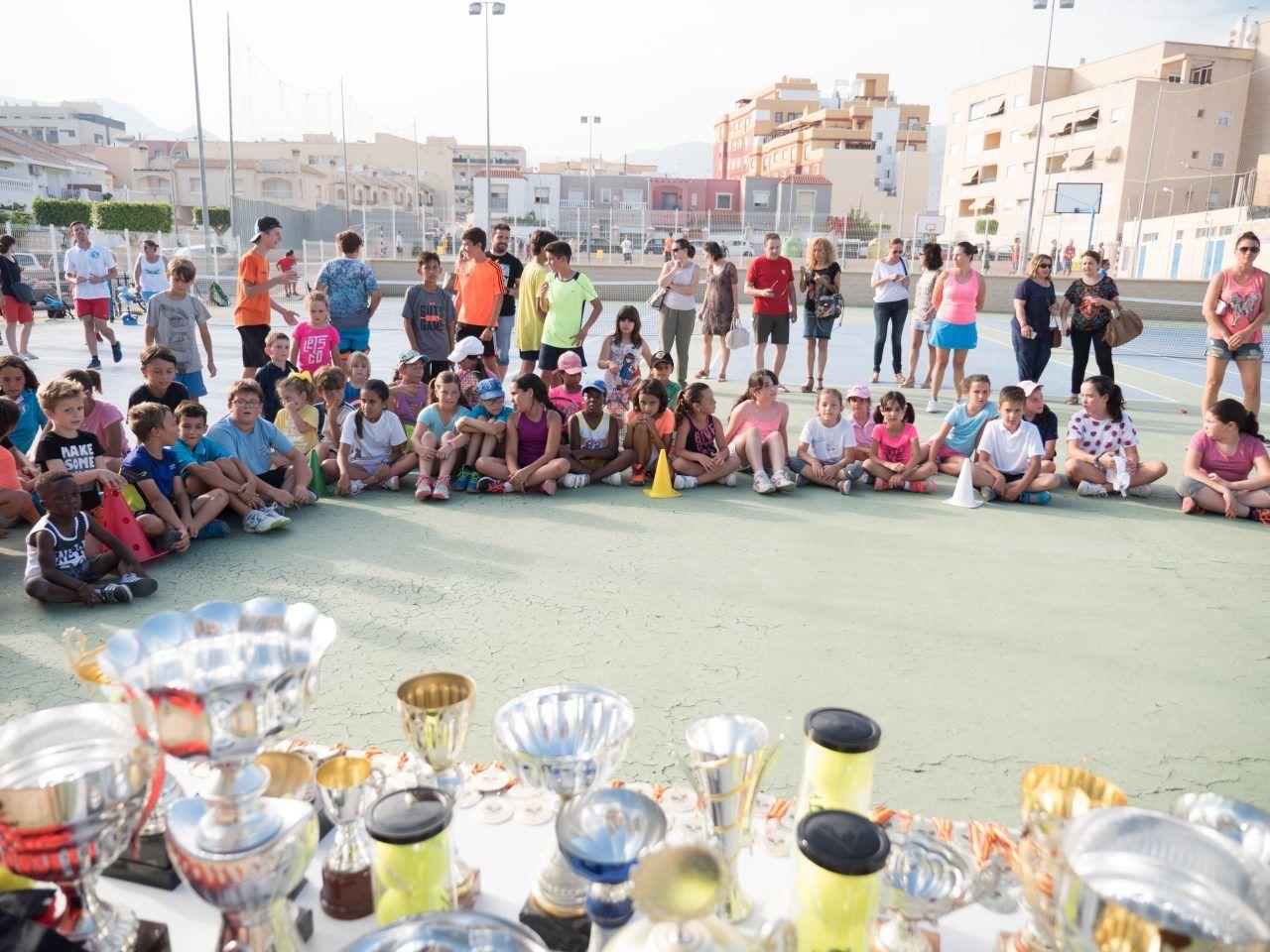 Club de tenis Aguadulce/Fin de curso