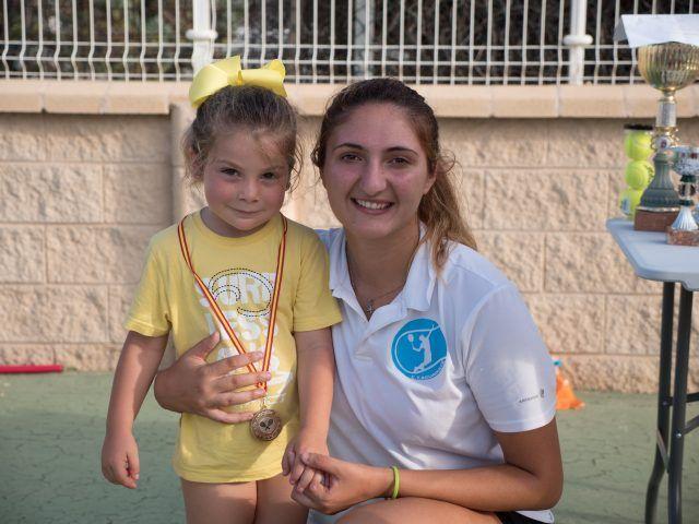 club de tenis aguadulce/alumnos