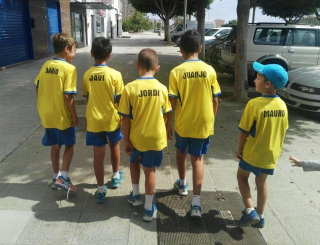 Club de tenis aguadulce/equipos