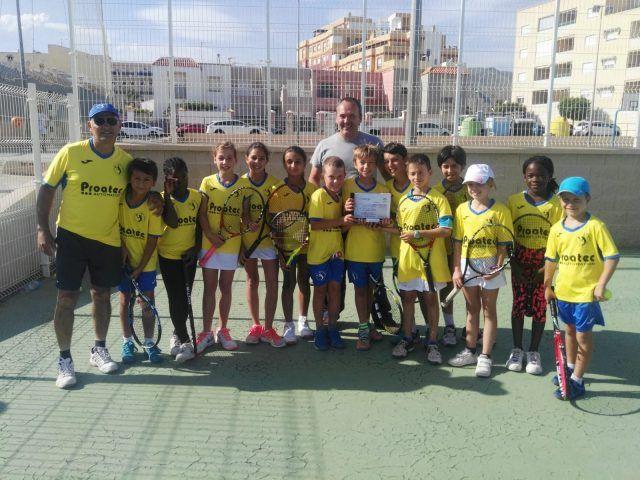 Club de Tenis Aguadulce/competición