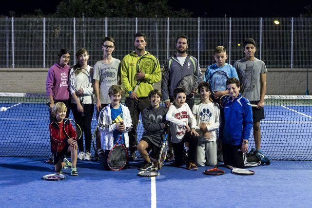 Club de Tenis Aguadulce/grupos
